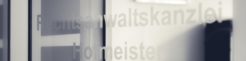 Rechtsanwalts-Kanzelei Ronald Hofmeister